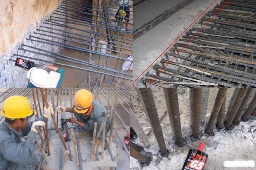 Ứng dụng bulong ốc vít trong ngành xây dựng